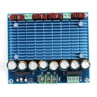 Ultra High Power Digital Amplifier Module DC 24V Stereo TDA8954TH Dual Chip 2x420W XH M252 Digital