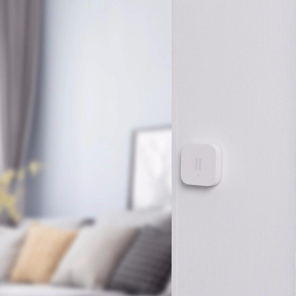 Image 3 - New Aqara Shock Sensor Aqara Smart Motion Sensor Vibration detection Alarm Monitor for Smart  appSmart Remote Control   -