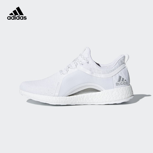 new style 17d82 2f508 Original New Arrival Adidas Running Woman PureBOOST X Women s Running Shoes  Ultra Boost White Sneakers Ladies