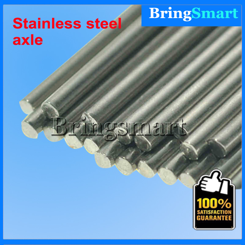 Free shipping 20pcs/lot 100*3mm/100*4mm round Model axles Gear shaft Transmission shaft/ DIY stainless steel long rod shaft  цена и фото
