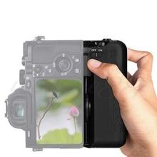 Новый Майке MK-A7 Вертикальная Камера Multi-power Grip Аккумулятор для Sony A7 A7r A7s как VG-C1EM Камеры Бесплатная Доставка