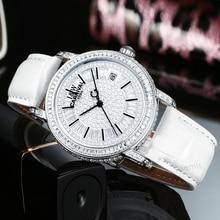 1ac7f5706c1 Carnaval clásico reloj de diamantes completo mujeres estrella serie Japón  Miyota 24 joyas automático mecánico relojes
