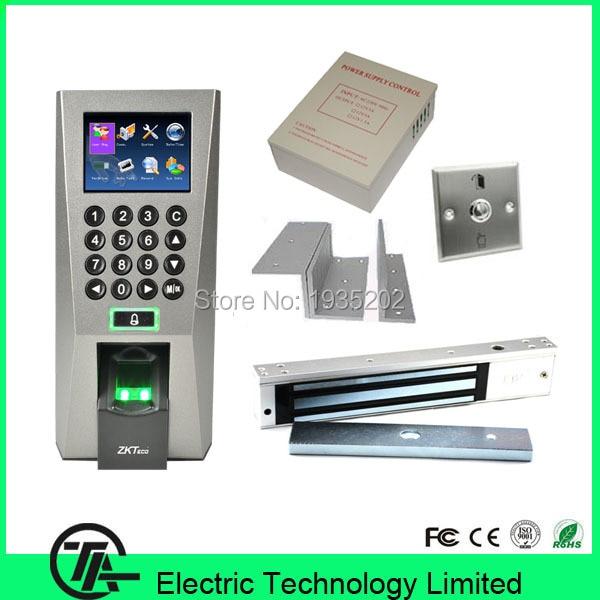 Биометрические F18 комплект отпечатков пальцев контроля доступа ... d65a26f801ddc