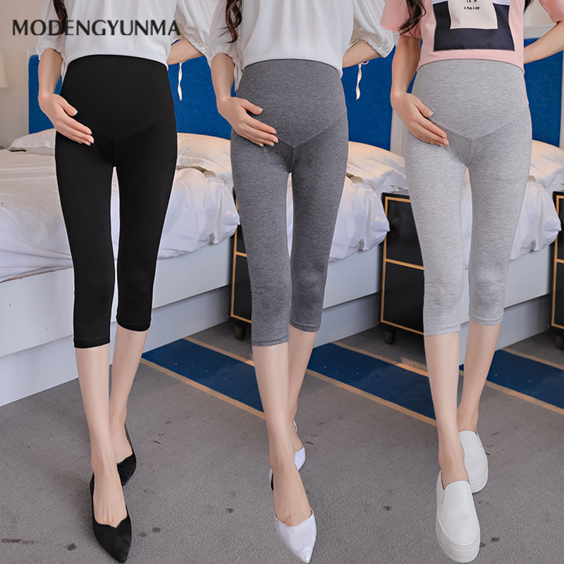 Scientific Womens Shorts Plus Size Massage Breathable Sporty Elasticity Short Leggings Maternity Leggings Summer Footwear Comfy Cotton Casual Casual Sport Girl