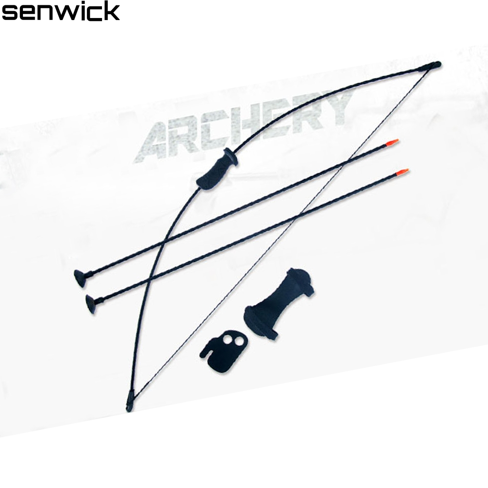 New 20 Lbs Traditional Children Kids Archery Training
