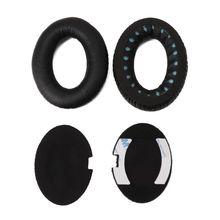 2019 New Head Phone Replacement Earpad Earmuff Cushion For Bose Quiet Comfort QC 15 2 Headphones