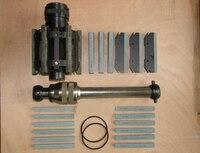 Металлообработка инструмент глубокую яму Диаметр цилиндра Хорнинг инструмент хонингования голову абразивные инструменты двойной шлифова