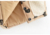 Marca Niños Prendas de abrigo de Bebé de Invierno de Calidad Superior al por menor Ropa de Los Niños Niños Muchachos de la Capa de Lana de Oveja Ocasional Chaleco Parche