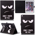 "Black PU Leather cover for Apple iPad air 2 for  iPad mini 1 2 3 4 for iPad 2 3 4 5 6 for iPad Pro 9.7 12.9"" tablet Cases Y2A14D"