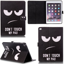 hot deal buy black eye pu leather cover for ipad mini 1 2 3 for ipad mini 4 protector case for ipad air 2 ipad 2 3 4 5 6 tablet cases y2a14d