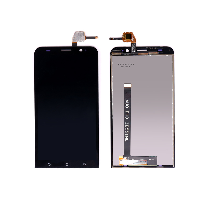 10pcs/lot 5.5for Asus Zenfone 2 Ze551ml Lcd Display Touch Screen Digitizer Assembly Tm Version 100% Test Free Shipping Dhl Ems Punctual Timing Mobile Phone Lcds