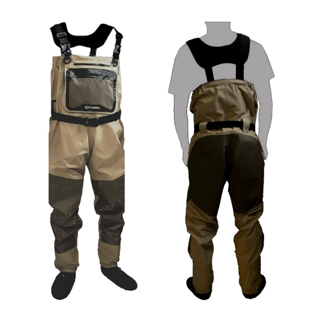 fly fishing waders hunting for flies Clothings rain men flying Rubber Accessories and boot neoprene winter suit hombre foot raft