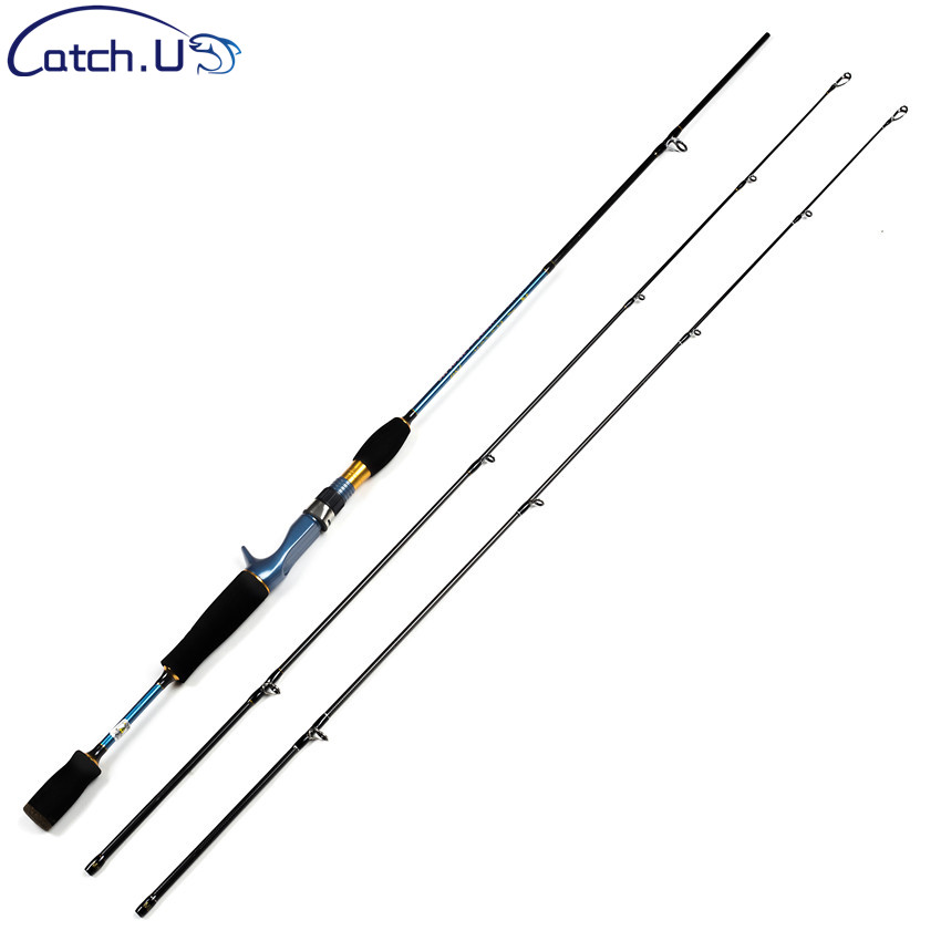 Fishing Rod Test Fast Action 2.1M Travel Surf Spinning Rod for Men Adults