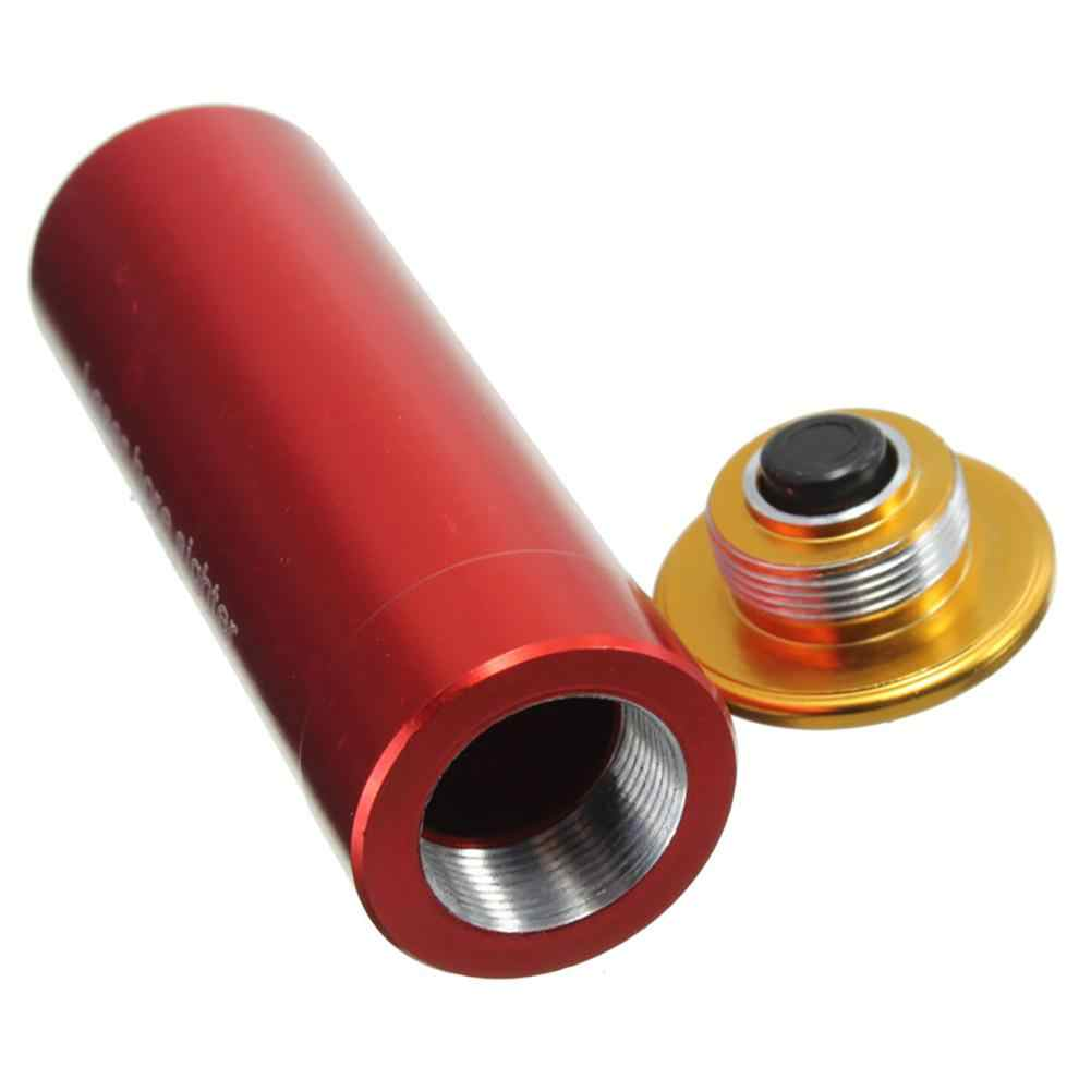 Calibrador 12 GA calibrador de diámetro Sighter Boresighter rojo Sighting Sight Boresight nivelador de cobre rojo