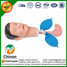 BIX-H70/4A Medical Head Model Nasogastric Tube Nursing Manikin W181