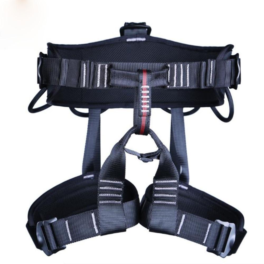 Half Body Waist Support Safety Belt Harness Aerial Equipment Caving Seat Belt Security Seat Belt Climbing