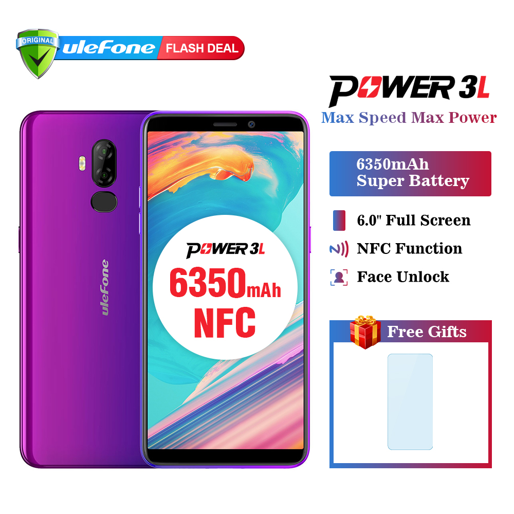 Ulefone Power 3L 6.0