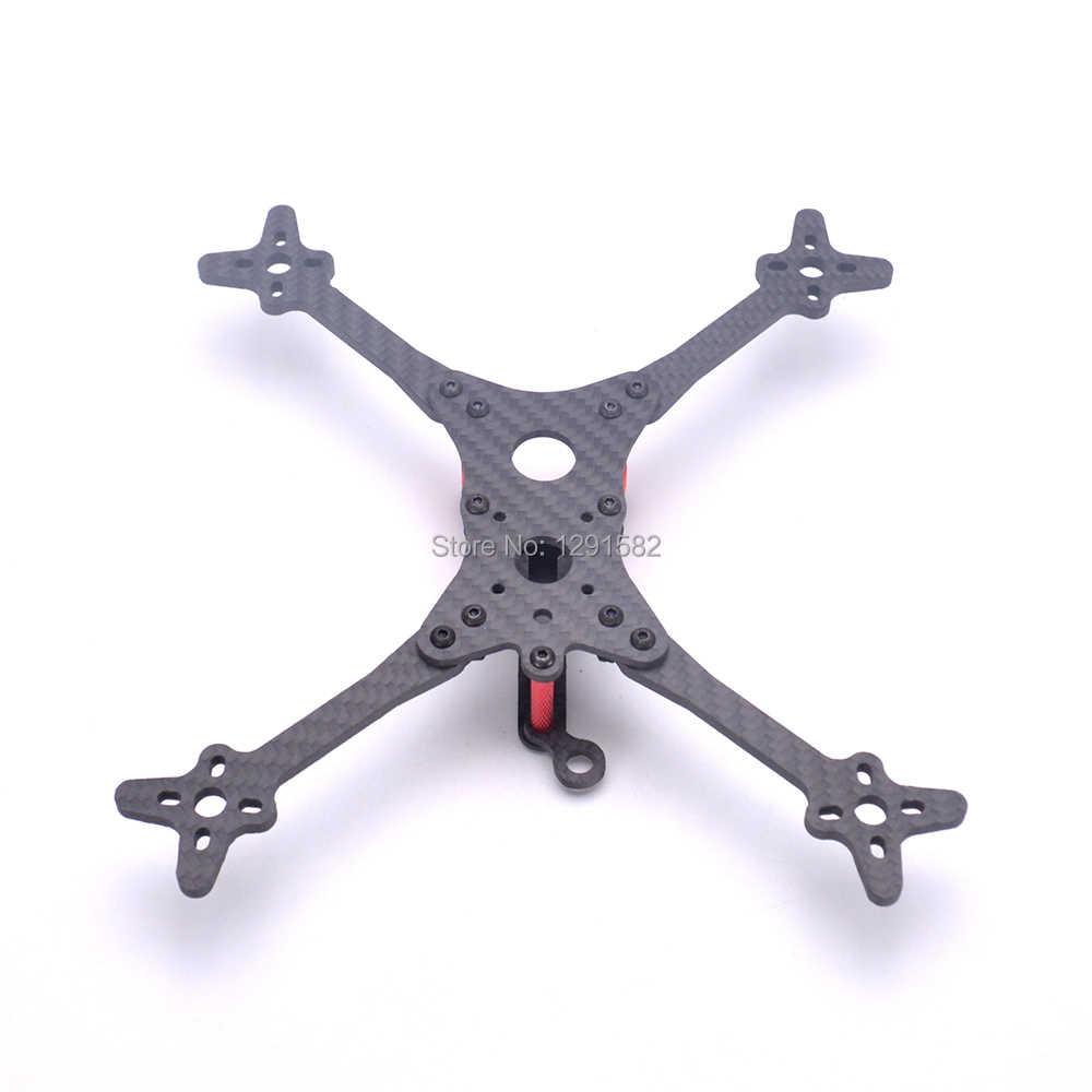 Нить 5 дюймов 210 210 мм FPV системы Racing рамки с 2 верхняя пластина 4 руки высокая прочность углерода волокно drone для 22XX двигатель