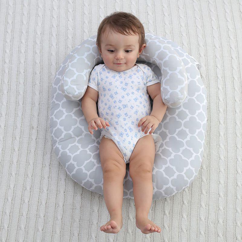 Portableborn Baby Sleep Mattresses Positioner Infant Body Support Crib Bumper Nursing Pillow Anti Roll Sleeping Cushion