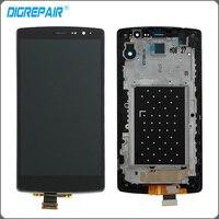 새로운 블랙 LG G4 미니 H735 H736 LCD 디스플레이 모니터 패널 터치 스크린 디지