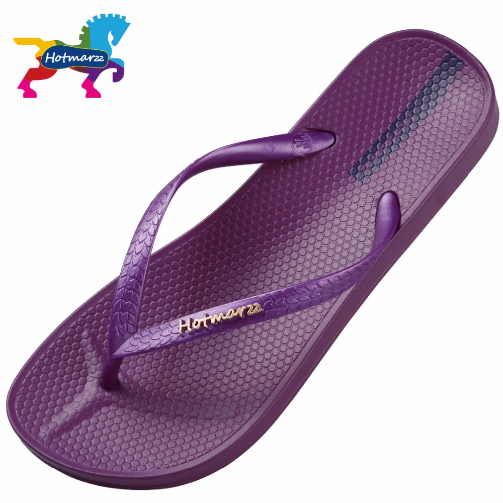 12186572f309a8 Hotmarzz Women Slim Flip Flops Beach Slippers Designer Summer Sandals  Shower Pool Slides Ladies Fashion Shoes -in Flip Flops from Shoes on  Aliexpress.com ...