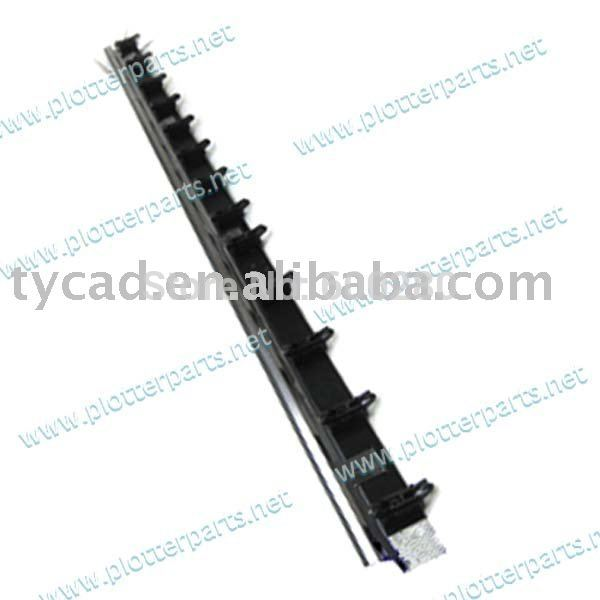 C4704-60329 Bail assembly for HP Designjet 2000CP 2500CP 2800CP Original Disassemble c4704 40059 pinch arm media lever for hp designjet 2000cp 2500cp 2800cp 3000cp 3500cp 3800cp plotter parts