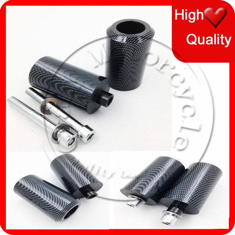 Motorcycle For Yamaha FZ6 FZ6N 2004 2005 2006 2007 2008 No Cut Frame Sliders crash Falling protection
