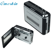 Brand New Audio Music Player Tape per PC USB Cassette to MP3 CD Converter Capture Ottobre 11
