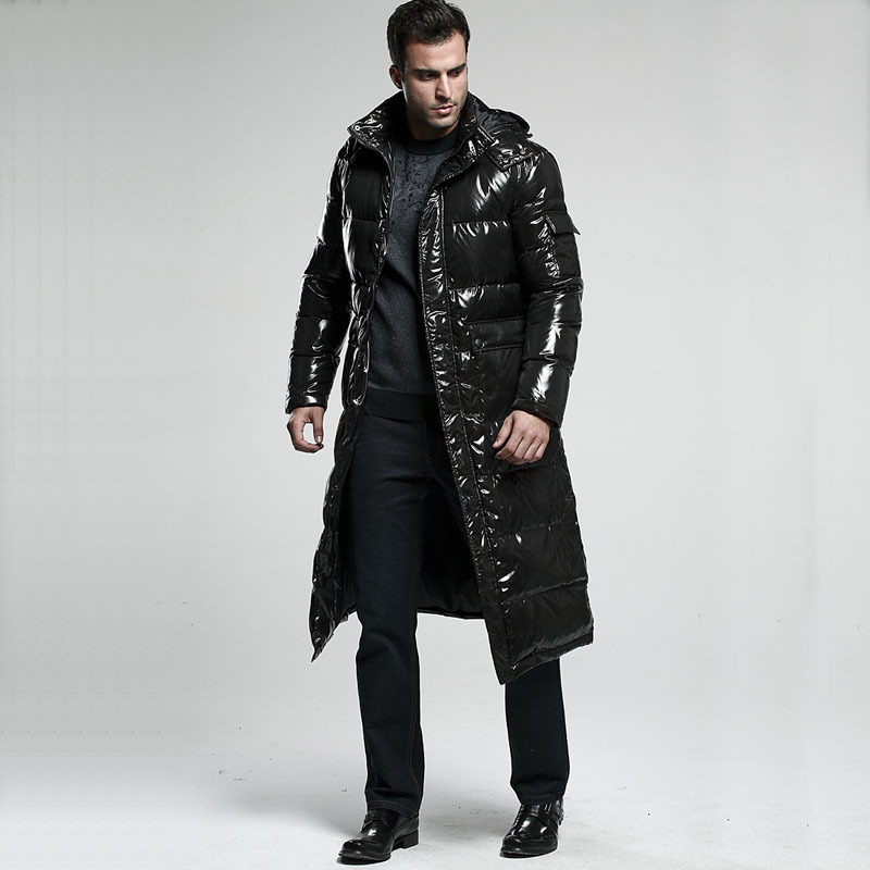 winter jacket men brand thicken warm parka men down jacket light ...