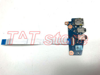 original ZX50VW USB Audio Jack Board WITH Cable 60NB09I0-IO1030 69N0SNE10C01-01 test good free shipping