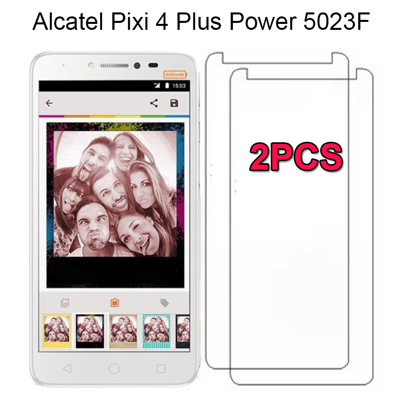 """2 Pack Tempered Glass Screen Protector For Alcatel Pixi 4 7/"""" Tablet"""