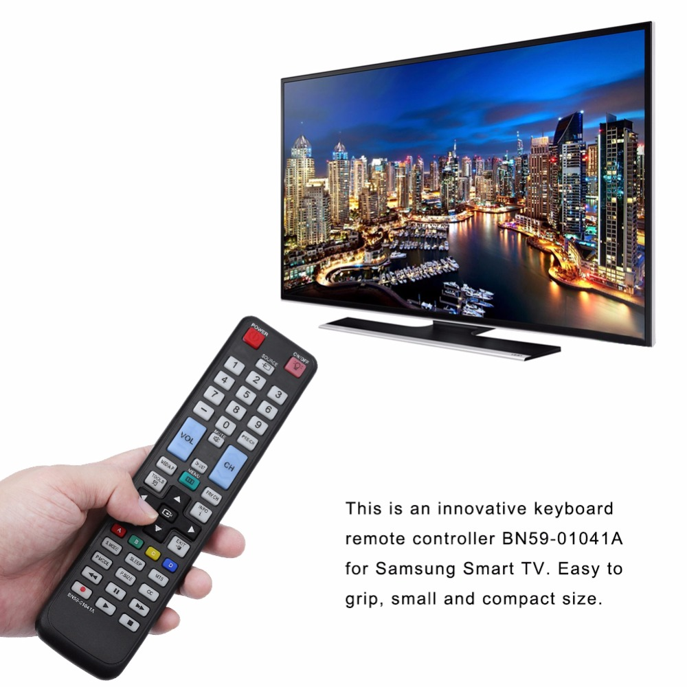 Replacement Smart TV Remote Control Television Controller for Samsung BN59-01041A