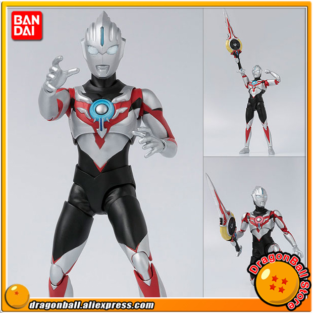 Original BANDAI Tamashii Nations S.H. Figuarts / SHF Action Figure - Ultraman Orb Orb Origin 100% original bandai tamashii nations s h figuarts shf exclusive action figure ultraman suit ver 7 2 from ultraman