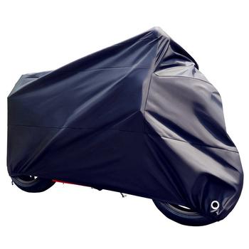 S M L XL odporny na kurz pokrowiec na motocykl rowerowy wodoodporny deszcz na zewnątrz UV motocykl Protector akcesoria kempingowe tanie i dobre opinie Odcień żagle obudowa nets Oxford Pa powlekane