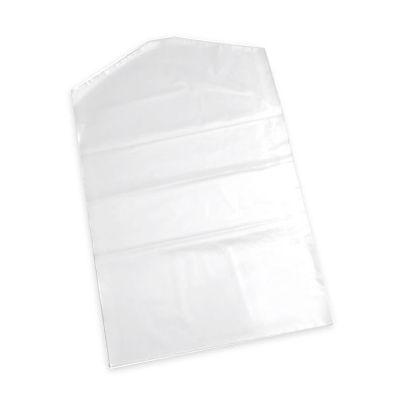 10 Pcs/Set Clothes Suit Garment Dustproof Cover Transparent Plastic Storage Bag 90 X 60cm E2S