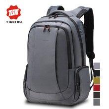 Tigernu дюйма рюкзаки ноутбука нейлон до ноутбук рюкзак женский мужской мужские