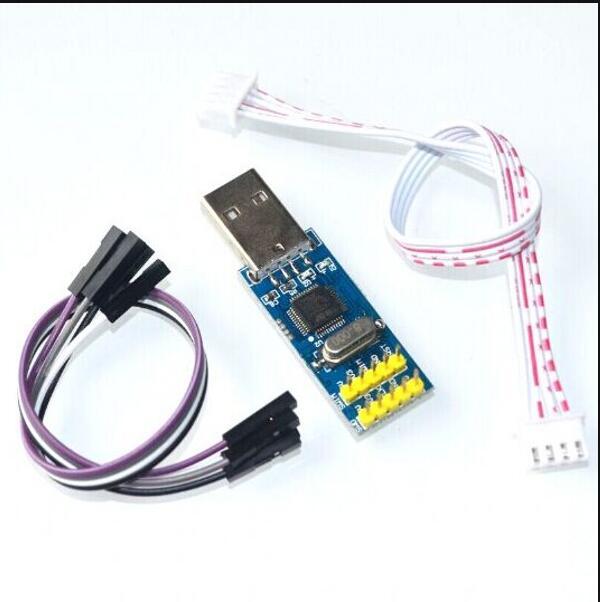 1PC   Mini ST-LINK/V2 ST LINK STLINK STM8 STM32 Emulator Download Super Protection For Arduino