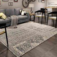 Nordic классические ковры для гостиная дома спальня ковры s и кофе стол области дети играть коврики домашний декор