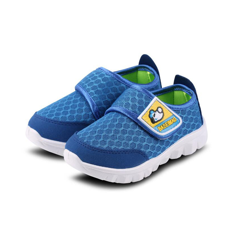 Children's sport shoes 2018 spring new comfortable kids breathable sneakers non-slip soft boys girls baby child casual shoes