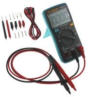 ANENG AN8001 Digital Multimeter 6000 Counts Backlight AC DC Ammeter Voltmeter Ohm Portable Meter