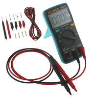 ANENG AN8001 Digital Multimeter 6000 Counts Backlight AC DC Ammeter Voltmeter Ohm Portable Meter