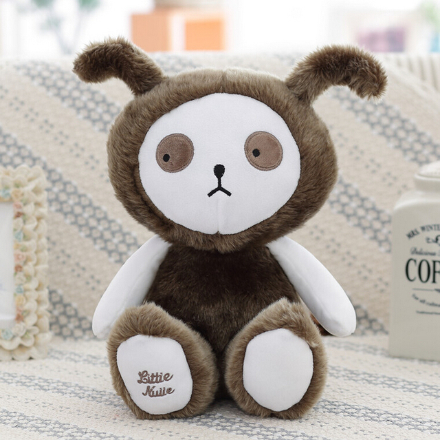 1 unid sentado altura 30 cm Cute Little Nulle de juguetes de peluche niños decoración de la habitación de la muñeca del Kawaii para el bebé regalo