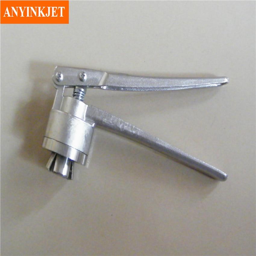 цена cartridge cap seal tool for Videojet 1210 1220 1510 1520 1610 1520 etc printer