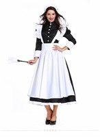 Adult Woman Late Night French Maid Servant Costume French Maid Costume Lolita Sexy Costume Babydoll Dress Uniform Erotic