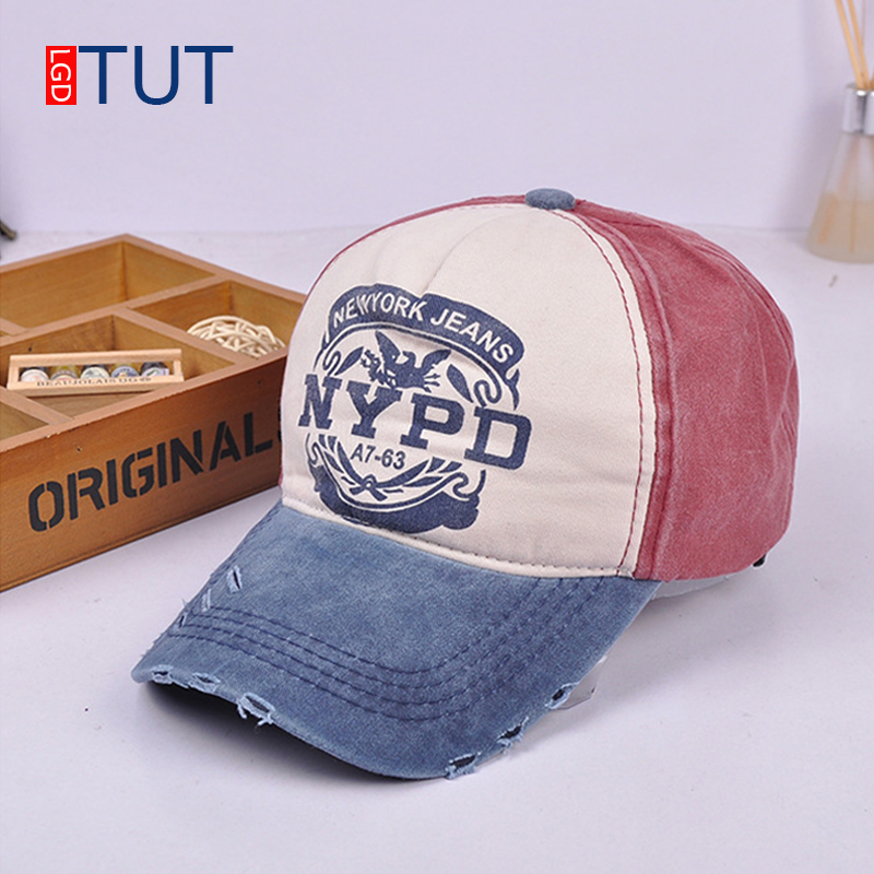 Brand wholesale Spring Cotton Baseball Cap Snapback Hat Summer Cap Hip Hop Fitted Cap Hats For Men Women Grinding Multicolor feitong summer baseball cap for men women embroidered mesh hats gorras hombre hats casual hip hop caps dad casquette trucker hat