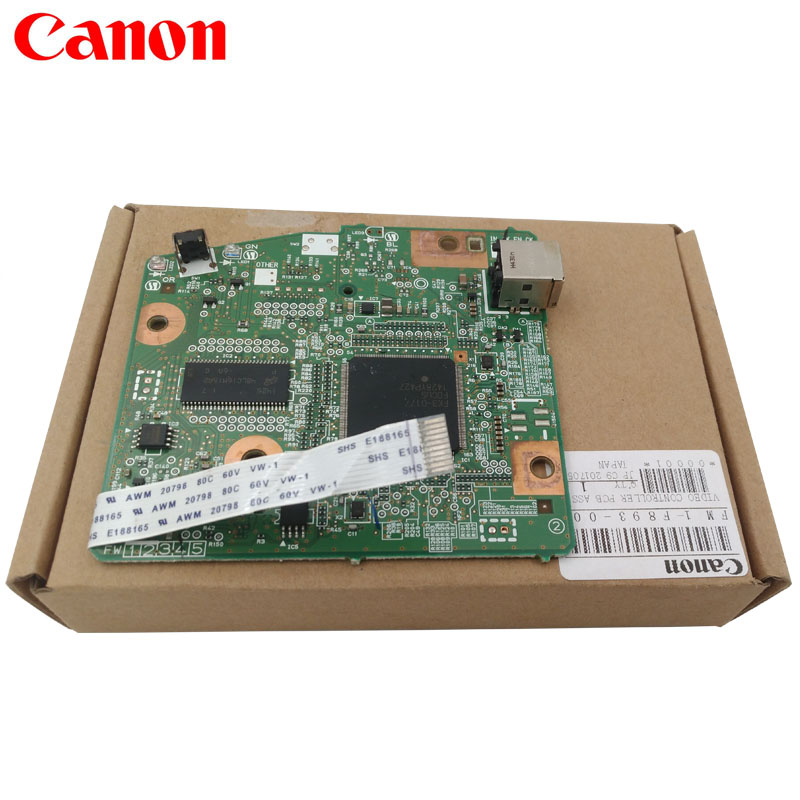 Used Formatter Board logic Main Board MainBoard mother board For Canon LBP6018L LBP6030 LBP6040 LBP-6018L LBP-6030 LBP-6040  c8165 67060 c8165 60073 c8165 60049 main logic board hp deskjet 9800 original used