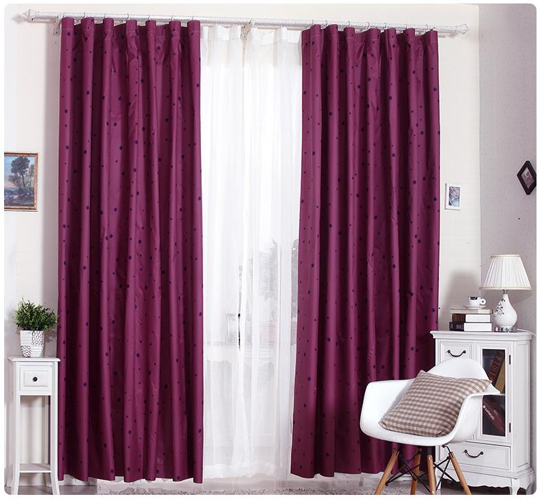 Aliexpress.com : Buy New 2015 Printed PVC thin blackout curtains ...