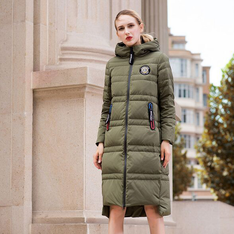 2017 High Quality  New Fashion Woman Parka Winter Jacket Coat With Hood Women Thick Warm Cotton Coats Hot Sale Plus Size 7XL high quality 2017 new winter fashion cotton thick women jacket hooded women parkas coats warm parka outerwear plus size 6l69