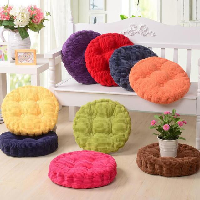 Home Chair Cushion Pads Chair Seat Pads Seat Cushion Chair Pillow Decorative Floor Pillow pads Cushion : floor pillow chair - Cheerinfomania.Com