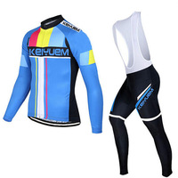 Pro Maillot Bicycle Uniform Cycling Wear Ropa Ciclismo Mtb Bike Jersey Set Bib Pants Cycling Clothing